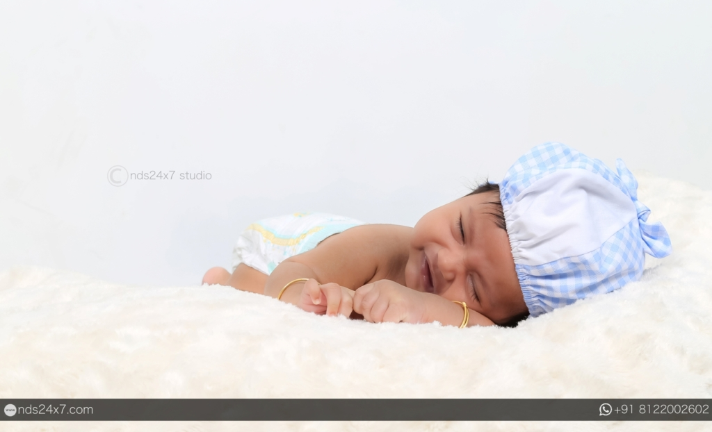 Baby Candid Photography in Trichy