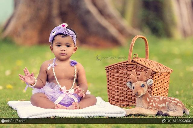 Baby Photography in Park Chennai