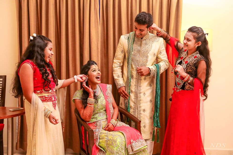 Best Candid Wedding Photographers in Trichy