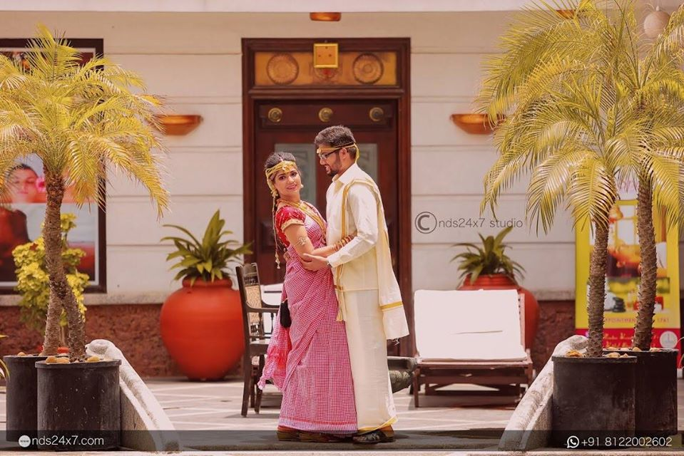 Pre-Wedding Engagement Shoot Pondicherry